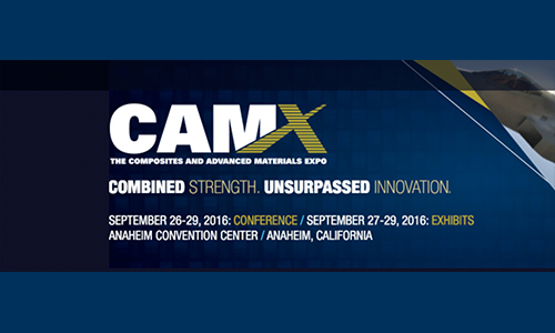 CAMX The composites and advanced materials expo