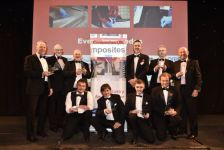 Composites UK Announce 2016 Composites Industry Award Winners