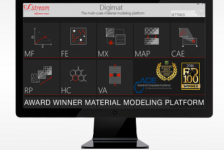Digimat 2017.0 delivers extended modeling, advanced materials and improved workflow