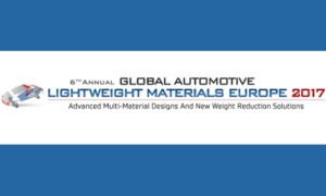 The 6th Global Automotive Lightweight Materials Europe Summit 2017