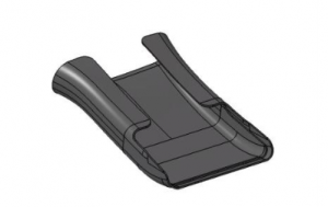 Front air inlet-bottom part in WINDFORM® RL