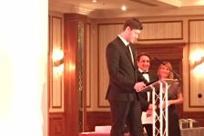 Tom Rockwood as Apprentice of the Year