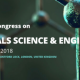 World Congress on Materials Science & Engineering