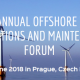 Offshore Wind Operations and Maintenance Forum