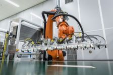Airborne Robotline PRESS Automated Composites Kitting Solutions
