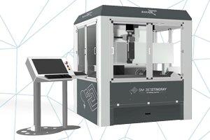 SMRE 3D milling machine