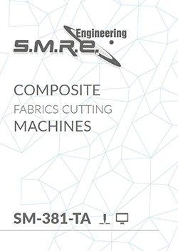 SMRE Composite fabrics cutting machine brochure