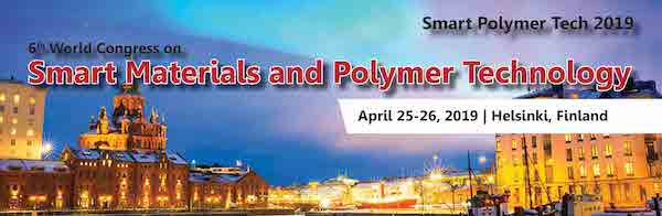 6th World Congress of Smart Materials