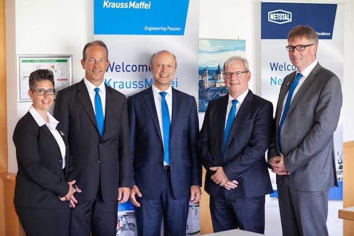 Kraussmaffei - Management