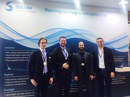 Solvay RUAG - launcher programs