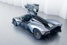 TenCate Aston Martin Valkyrie programe