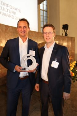 Corporate Culture Award - Covestro