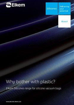 Elkem Silicones - range for silicone vacuum bags