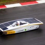 Covestro polyurethane adhesives Solar Car