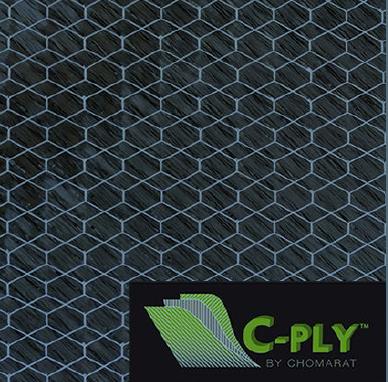 Chomarat Carbon fibre 2