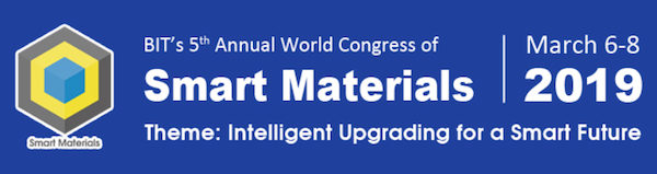 5th ANNUAL WORLD CONGRESS OF SMART MATERIALS