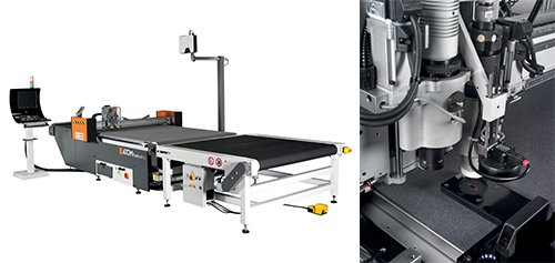 ATOM spa - FlashCut Twins cutting systems