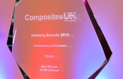 Composites UK Launches Start-Up Award