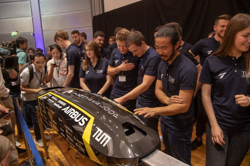 Hyperloop carbon fiber-reinforced plastics 2