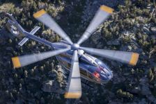 Airbus Helicopters model H145 (© Eric RAZ, Airbus Helicopters)