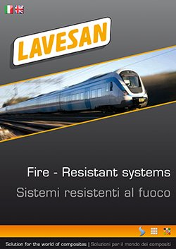 LAVESAN - Fire resistant systems brochure