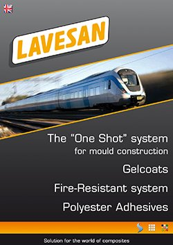 LAVESAN - One shot brochure - system for mould construction