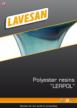 LAVESAN - Polyester Resins brochure