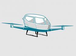 SGL Carbon air taxis