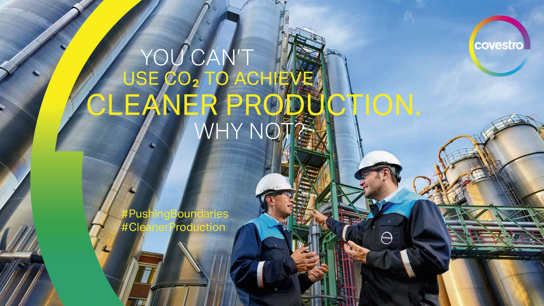 Covestro - Cleaner production