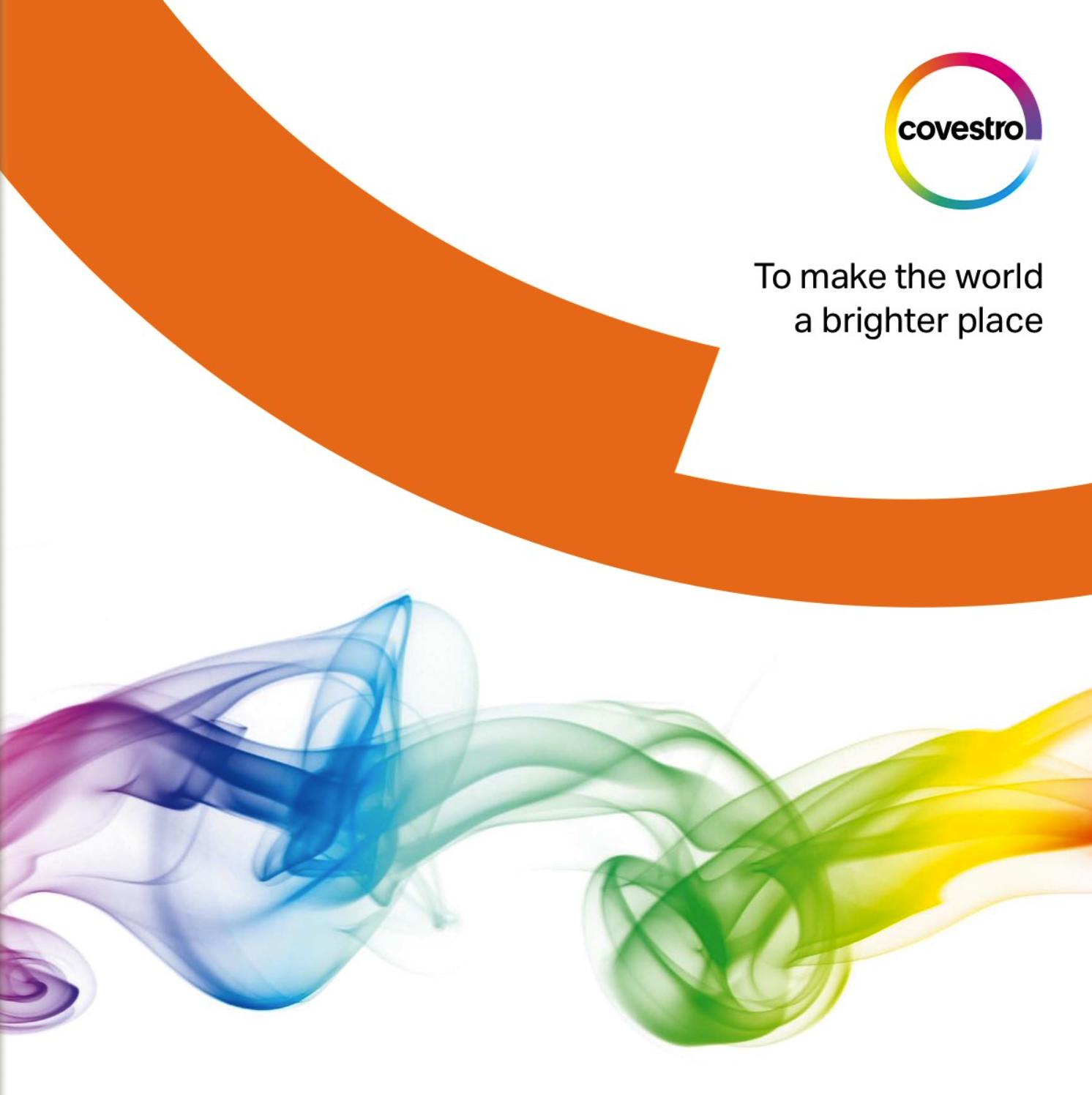 Covestro brochure