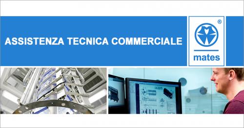 MATES - Assistenza tecnica commerciale