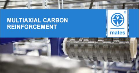 Mates - Multiaxial carbon reinforcement