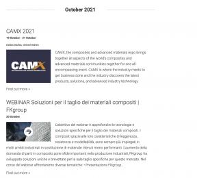 CompositesPRESS events - 18:24 October