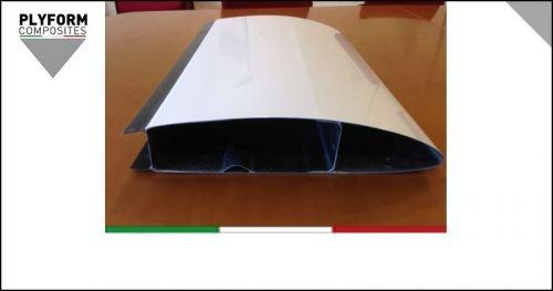 Plyform Interchangeable aerostructure