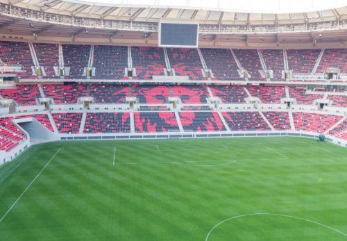 Serge Ferrari Group installs 30,000sqm architectural membranes on Ahmad Bin Ali Stadium