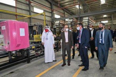 Saudi Aramco inaugurates IKK Mateenbar, the Kingdom's First GFRP Rebar Production Facility