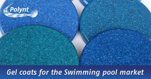 POLYNT - Swimming pool gelcoats