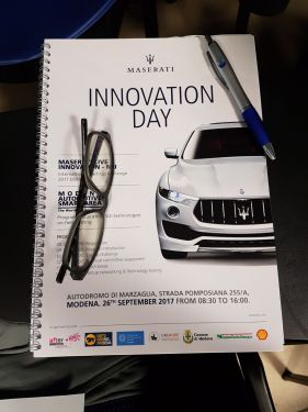 Maserati Innovation Day, Modena 2017