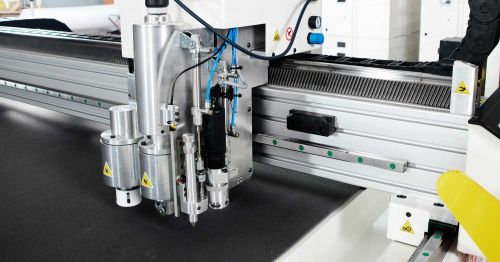 Multifunctional automatic cutting system