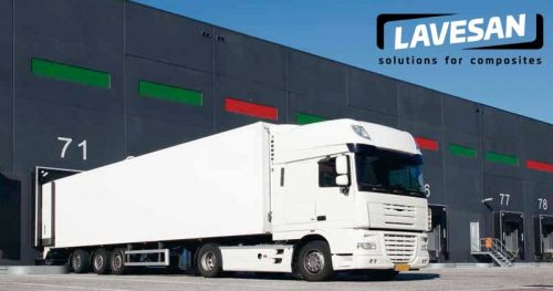 Lavesan Road Transport - Van bodies