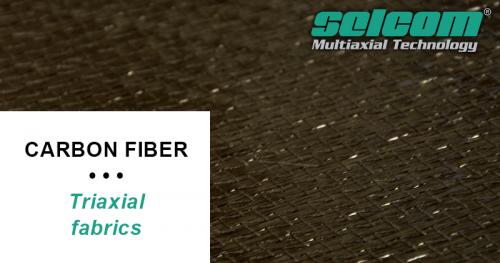 Selcom Carbon Fiber Triaxial Fabrics