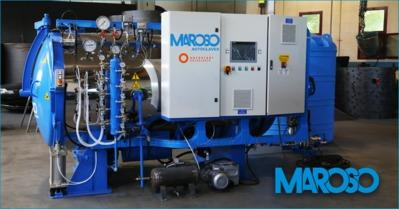 Maroso Different autoclaves